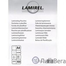Lamirel Пленка для ламинирования LA-7865801 (А4, 100мкм, 100 шт.)