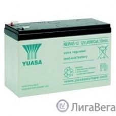 Yuasa Батарея для ИБП REW45-12 12V, 45W/Cell, 10min (691727)
