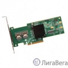 LSI (LSI00200) MegaRAID SAS 9240-8i  (RTL) PCI-Ex8, 8-port SAS/SATA RAID 0/1/5/10/50