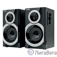 SVEN SPS-619, чёрный {акустическая система 2.0, мощность 2х10 Вт(RMS)}