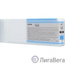 EPSON C13T636500 SP 7900 / 9900 : Light Cyan 700 ml (LFP)
