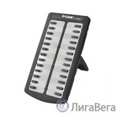 D-Link DPH-400EDM/E/F3 Модуль расширения клавиш для IP-телефонов DPH-150SE/F3/F4/F5,DPH-150S/F3/F4/F5,,DPH-400G/F1,DPH-400GE/F1,DPH-400S/E/F3,DPH-400S/E/F3, DPH-400SE/E/F3, DPH-400S/F4, DPH-400SE/F4