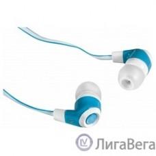 Defender стерео Trendy-702 белый&голубой [63702]