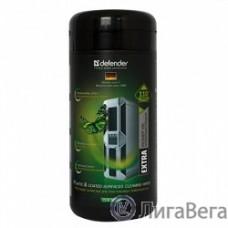DEFENDER CLN 30300 Салфетки для поверхностей, 100шт. [30300]