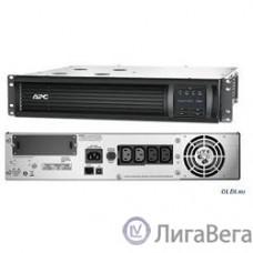 APC Smart-UPS 1000VA SMT1000RMI2U {Line-Interactive, 2U RM, LCD, USB}