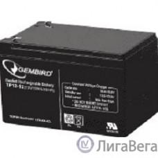 Gembird/Energenie Аккумулятор для Источников Бесперебойного Питания BAT-12V12AH