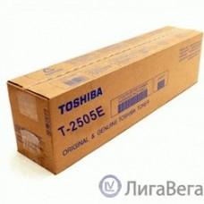 Toshiba 6AG00005084/6AJ00000187 Тонер T-2505E {e-STUDIO2505/2505H/2505F, (12000стр.)}