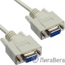Нуль-модемный кабель RS-232 9 - 9 3.0м Gembird [CC-134-10]
