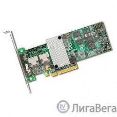LSI (LSI00198) Контроллер LSI Logic MegaRAID SAS 9260-8i SGL  512Mb PCI-E, 8-port 6Gb/s, SAS/SATA RAID Adapter RTL
