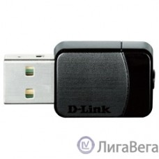 D-Link DWA-171/RU/D1A Беспроводной двухдиапазонный USB-адаптер AC600