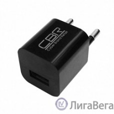 CBR Адаптер Human Friends 220V to USB Max Power Solo Black