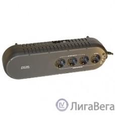 UPS PowerCom WOW-850U {OffLine, 850VA / 425W, Tower, Schuko, USB}