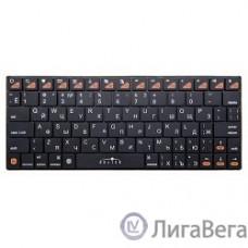 Клавиатура Oklick 840S Wireless Bluetooth Keyboard   [754787]