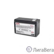 APCRBC106 Батарея {Батарея для ИБП APC APCRBC106 для BE400-FR/GR/IT/UK}