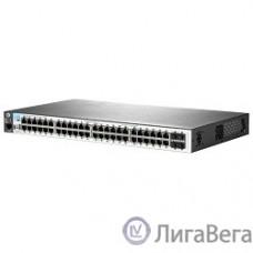 HP J9781A Коммутатор HPE 2530-48 управляемый 48*10/100 + 2*10/100/1000 + 2 GbE SFP