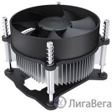 Cooler Deepcool CK-11508 {Soc-1150/1155/1156, 3pin, 25dB, Al, 65W, 245g, screw}