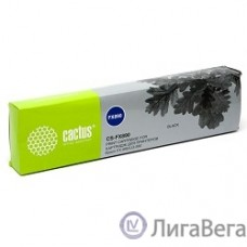 CACTUS C13S015329BA  Картридж матричный (CS-FX890) для Epson FX-890/LQ-590, ресурс 5 000 000 зн, black