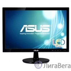 ASUS LCD 18.5″ VS197DE черный {TN 1366x768, 200,  50000000:1, 5ms, 90/50, D-Sub} [90LMF1001T02201C-/90LMF1301T02201C-]