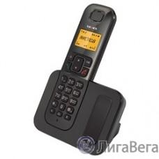 TEXET TX-D6605A черный (АОН/Caller ID, спикерфон, 10 мелодий, поиск трубки)