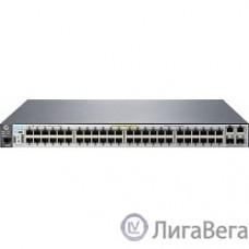 HP J9778A Коммутатор HPE 2530-48-PoE+ управляемый 19U 48x10/100BASE-TX 2x10/100/1000BASE-T