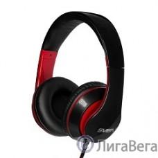 SVEN AP-940MV черный-красный Наушники с микрофоном