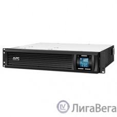 APC Smart-UPS C 1500VA SMC1500I-2U {Line-Interactive, 2U RackMount, LCD, REP.SC1500I}