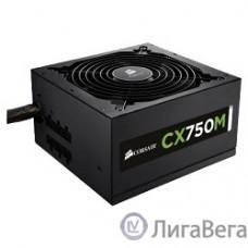 Corsair CX 750M RTL CP-9020061-EU {750W, ATX, 120mm, 4xSATA, 2xPCI-E, APFC}