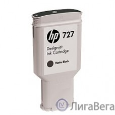 HP C1Q12A Картридж №727, Matte Black {Designjet T920/T1500, Matte black (300ml)}