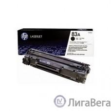 HP CF283A Картридж ,Black{LaserJet Pro MFP M125nw, MFP M127fw, Black, (1500стр.)}
