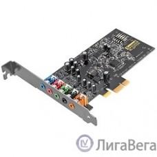 Creative 70SB157000000 Звуковая карта S.B.Creative AUDIGY FX (SB1570) PCI-eX Retail [70SB157000000] {844702}