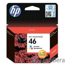 HP CZ638AE Картридж №46, Color {DJ2520/2020, Color}