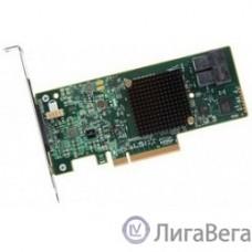 LSI (LSI00407) Logic Контроллер MegaRAID SAS 9341-8i  SGL