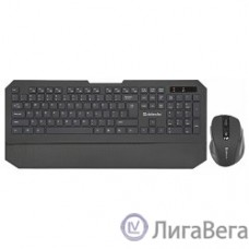 Defender Berkeley C-925 Nano B Black USB [45925] {Кл:104+12 М:6кн, 800/1200/1600}