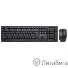 Defender Harvard C-945 Nano Black USB [45945] {Кл:104+12 М:3кн, 800/1200/1600}