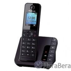 Panasonic KX-TGH220RUB  (черный) {АОН, Caller ID, ″Радионяня″}