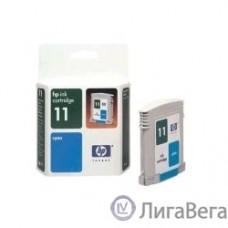 HP C4836AE Картридж №11, Cyan {IJ 2200/2250/2230/2280/2600, Cyan (28ml)}