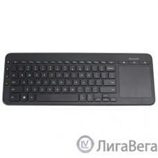 Microsoft All-in-One Media Keyboard Black USB (N9Z-00018)