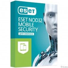 NOD32-ENM2-NS(BOX)-1-1 ESET NOD32 Mobile Security – коробка на 3 устройства на 1 год