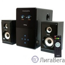Dialog Progressive AP-220 BLACK {2.1, 30W+2*12W RMS, USB+SD reader}