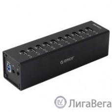 ORICO A3H10-BK USB-концентратор ORICO A3H10 (черный)