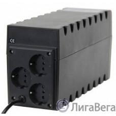 UPS Powercom RPT-600A EURO {Raptor, Line-Interactive, 600VA / 360W, Tower, Schuko}