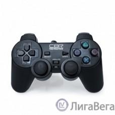 CBR CBG 950 {Игровой манипулятор для PC\PS2\PS3, проводной, 2 вибро мотора, 12 кнопок, USB}