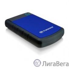 Transcend Portable HDD 1Tb StoreJet TS1TSJ25H3B {USB 3.0, 2.5″, blue}