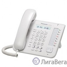 Panasonic KX-NT551RU Телефон системный IP белый