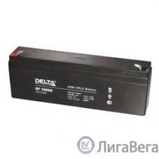 Delta DT 12022 (2.2 А\ч, 12В) свинцово- кислотный аккумулятор