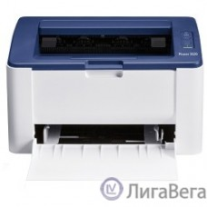 Xerox Phaser 3020V_BI {A4, Laser, 20 ppm, max 15K pages per month, 128MB, GDI} P3020BI#