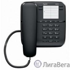 Gigaset DA410 (IM) BLACK Телефон проводной (черный)