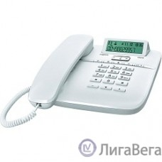 Gigaset DA610 (IM) WHITE. Телефон проводной (белый)