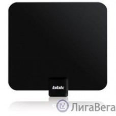 BBK DA19 черная {Комнатная цифровая DVB-T антенна}