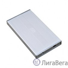 AgeStar SUB2S (SILVER) External box for 2.5″HDD SATA, AgeStar SUB2S, silver [04293]